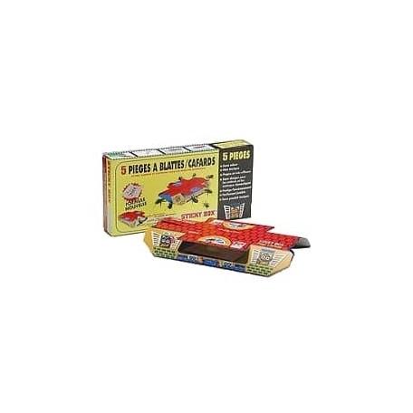 stiky-box-5-pieges-collants-cafards-blattes-avec-attractif